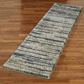 Millennium Rug Runner Slate Blue 21 x 710