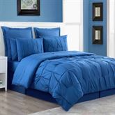 Fiesta Luna Comforter Set Blue