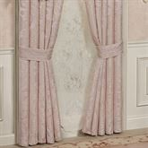 Princess Tailored Curtain Pair Blush