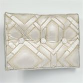 Summit Tufted Pillow Parchment Rectangle