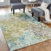 Armaz Rectangle Rug Multi Cool