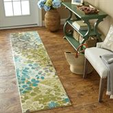 Armaz Rug Runner Multi Cool 2 x 8