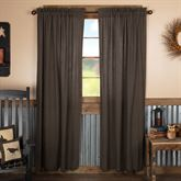 Kettle Grove Plaid Tailored Curtain Pair Multi Warm