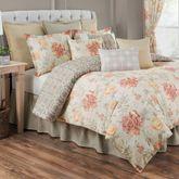 Nadia Comforter Set Parchment