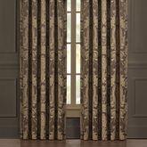 Neapolitan Tailored Curtain Pair Cocoa 98 x 84