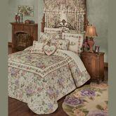 Meadow Grande Bedspread Set Champagne