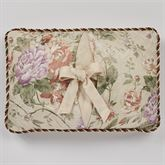 Meadow Corded Rectangle Pillow Champagne