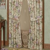 Meadow Lined Tailored Curtain Pair Champagne 84 x 84