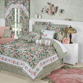 Catalina Lightweight Comforter Set Seagrass