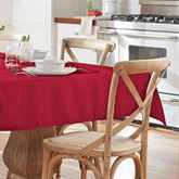 Classic Plaid Square Tablecloth 52 Square