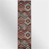 Sakarian Rug Runner Multi Warm 2 x 77