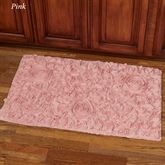 Bellflower Rectangle Bath Rug 40 x 24