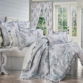 Estelle Comforter Set Pale Blue