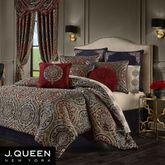 Taormina Comforter Set Multi Warm