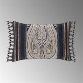 Luciana II Rectangle Pillow Denim