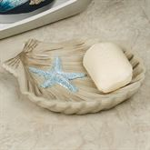 Blue Lagoon Soap Dish