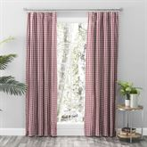 Piperton Wide Tailored Curtain Pair