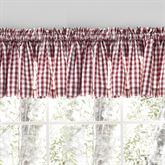 Piperton Wide Tailored Valance 100 x 15