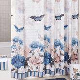 Beautifly Shower Curtain Multi Cool 72 x 72