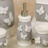 Yara Lotion Soap Dispenser Gray