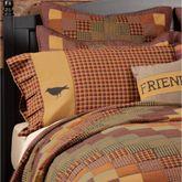 Heritage Farms Pillowcase Pair Multi Warm