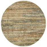 Brixton Round Rug Multi Earth 710 Round