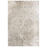 Bromley Rectangle Rug Ivory