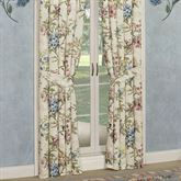 Chatsworth Tailored Curtain Pair Light Cream