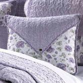 Lavender Garden Envelope Pillow Rectangle