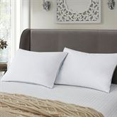 Summer Winter King Sleep Pillows White Set of Two