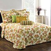 Luxuriance Bedspread Multi Warm