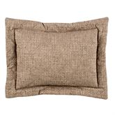 Midnight Ikat Woven Rectangle Pillow Multi Warm