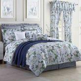 Garden Images Blue Comforter Set