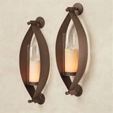 Xander Wall Sconce Pair Bronze