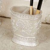 Victoria Brush Holder Champagne