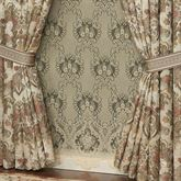 Geneva Wide Curtain Pair Champagne