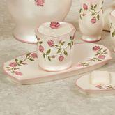 Bridal Rose Vanity Tray Blush