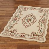 Celia Rose Aubusson Rectangle Rug