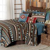 Wyatt Mini Quilt Set Multi Warm