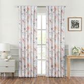 Liana Tailored Curtain Pair Multi Pastel 82 x 84