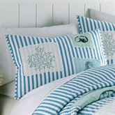 Sealife Sham Blue Standard