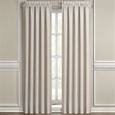 Angeline Lined Wide Curtain Pair Beige 100 x 84