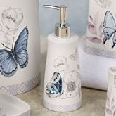 In the Garden Butterfly Lotion Soap Dispenser Multi Pastel