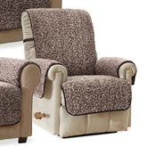 Lenora Sherpa Furniture Protector Recliner/Wing Chair