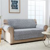 Lenora Sherpa Furniture Protector Sofa
