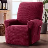Glyndon Stretch Slipcover Recliner