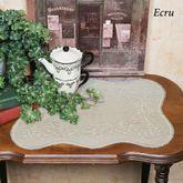 Floral Estate Lace Placemats Set of Four
