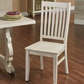 Alexis Dining Chair Weathered White
