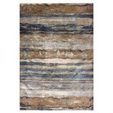 Exton Rectangle Rug Multi Earth