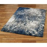 Knox Rectangle Rug Navy